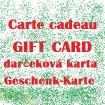 Our Gift Card 160