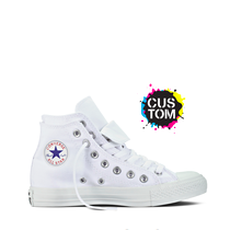 Chuck Taylor All Star Hi Double Upper Canvas